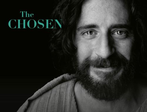 """Rezensionen: Sehenswert """"The Chosen"""" / Lesenswert: Thomas Härry, Christoph Zehendner und Matthias Clausen"""